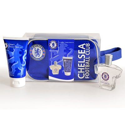 Chelsea FC Mens Toiletries Gift Set | Chelsea FC Gifts | Chelsea FC Shop