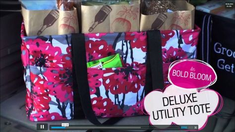 New Deluxe Utility Tote