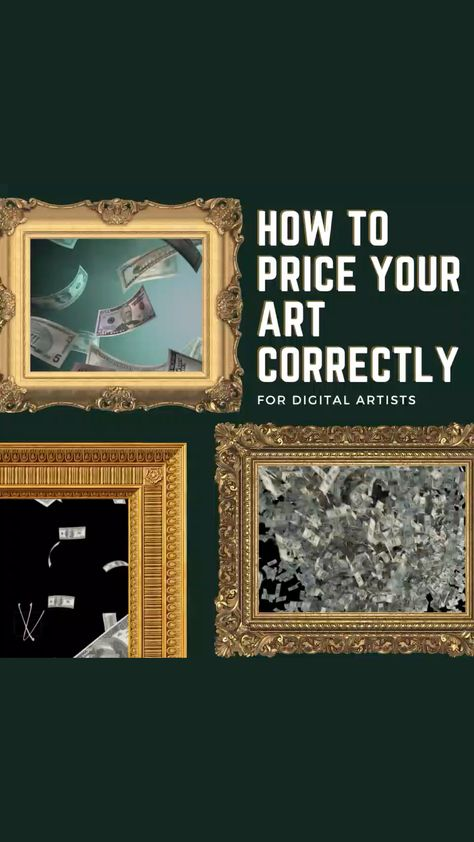 How To Correctly Price Your Graphics And Art