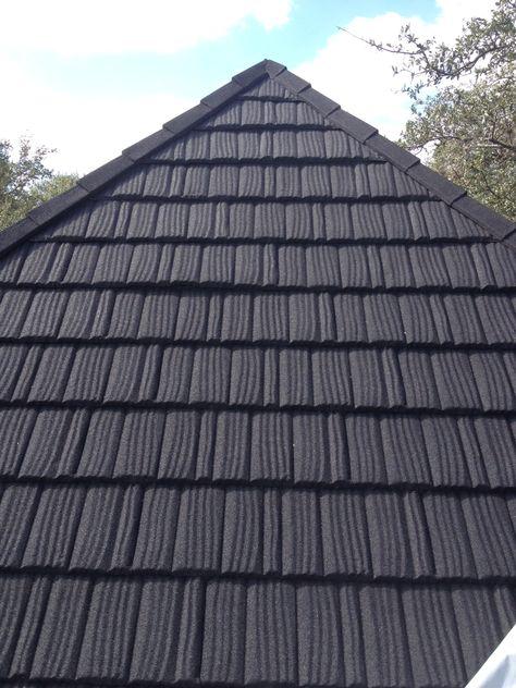 Gerard Stone Coated Metal Country Shake In San Antonio Tx Metal Roof Tiles Diy Roofing Roofing