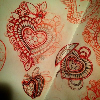 Available hearts Info and bookings: 📩info@southinktattoo.com 📞0818042075 @southinktattooshop #Tattoo #missjuliet #heart