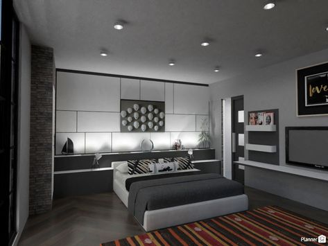 Bedroom Interior Design Planner 5d With Planner 5d You Can Create Even More Check This Awe Master Bedrooms Decor Design Your Dream House Bedroom Inspirations