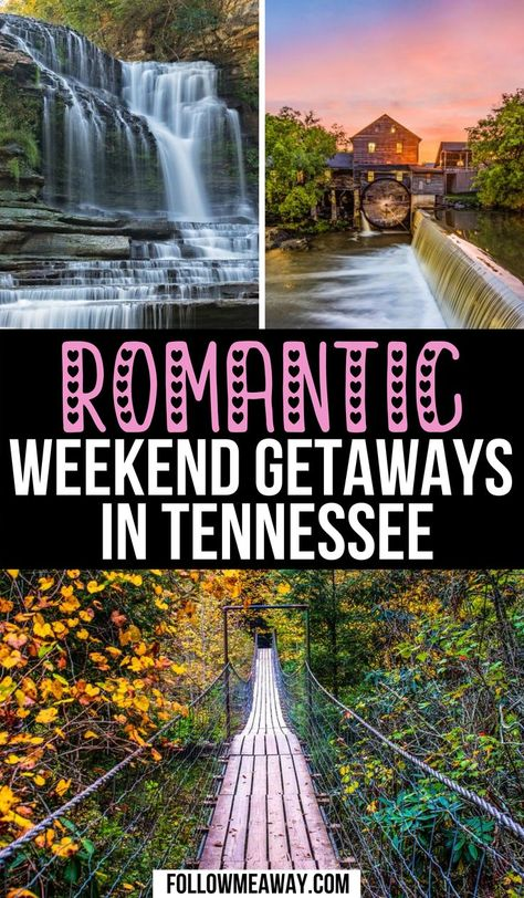 Are you looking for a list of the best weekend getaways in Tennessee? This guide has all of the Tennessee weekend trips!