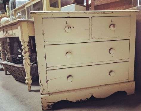 Getting ready for Friday & Saturday. Lots of fabulous new vintage furniture in The Shed. We're open 11 till 4pm both days.  #vintage #chestofdrawers #vintagedecor #cupboard #storage #secondhand #furniture #countrystyle