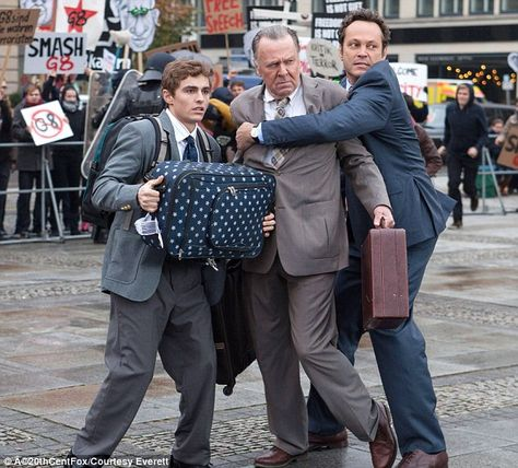 Vince Vaughn suffers lowest box office debut with Unfinished Business