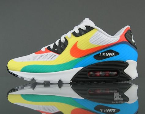 Nike Air Max 90 Hyperfuse 'What The Max' at SFD   SneakerFiles