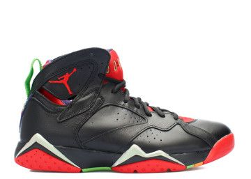 Air Jordan 7 Retro Marvin The Martian With Images Air
