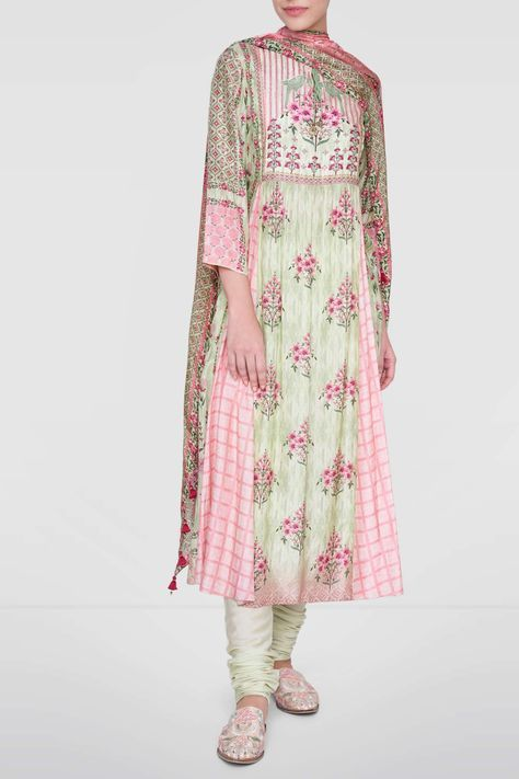 Aarika Suit Fashion Embroidery On Clothes Indian Fashion Designers