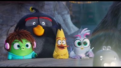 The Angry Birds Movie 2 Trailers Tv Spots Clips Featurettes Images And Posters Angry Birds Movie Angry Birds Animated Movies