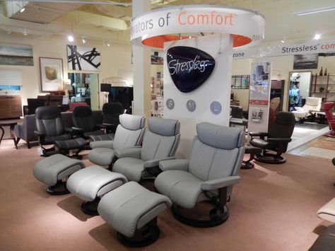 Stressless By Eknores At Home Interiors