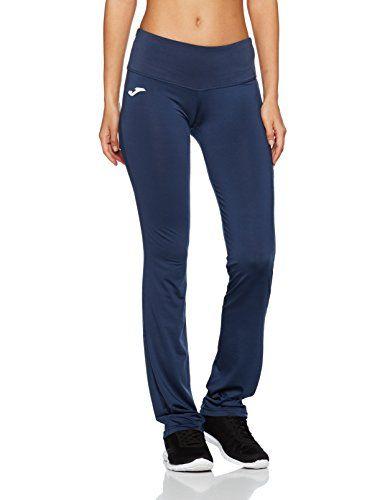 Joma Pantalones Deportivos Para Mujer Azul Marino 331 M Pantalones Deportivos Pantalon Largo Pantalones