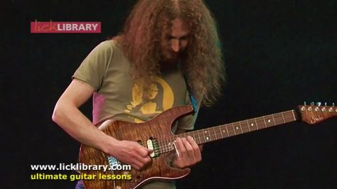 Best Guthrie Govan S Performance With Wonderful Slippery Thing