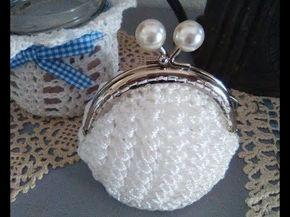 Tutorial Pochette Erica Uncinetto Punto Riso How To Make A Crochet Bag Katy Handmade Youtube Uncinetto Tutorial Portamonete Uncinetto Tutorial