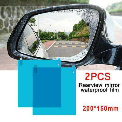 Sponsored Link 2pcs Set Car Rear View Mirror Sticker Anti Fog Rain Shield Protective Film Parts In 2020 Side Mirror Car Rear View Mirror Car Rear View Mirror