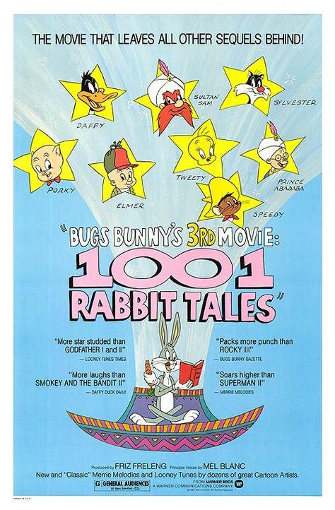 bugs bunnys 3rd movie 1001 rabbit tales смотреть