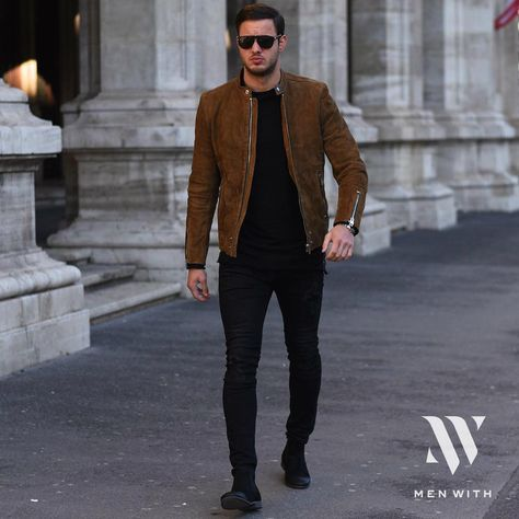 Find Your Men's Fashion With These Easy Ideas. Photo by May You may not have ever thought about fashion.