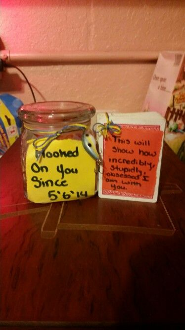 One Month Anniversary On Pinterest Explore 50 Ideas With Boyfriend Diy Gifts And For Your