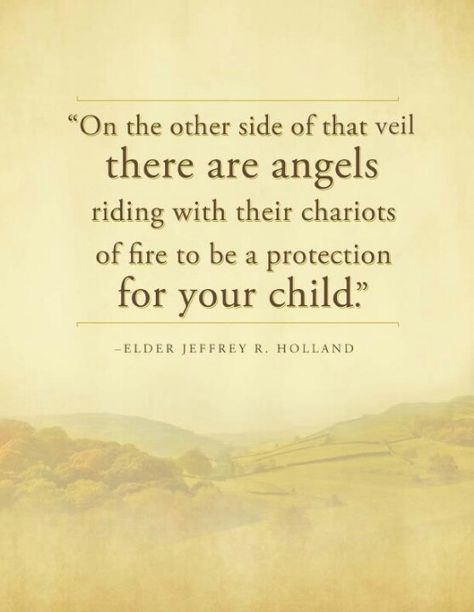By Elder Holland