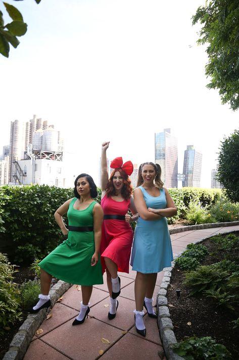 'The Powerpuff Girls' Halloween Costume goodhousemag