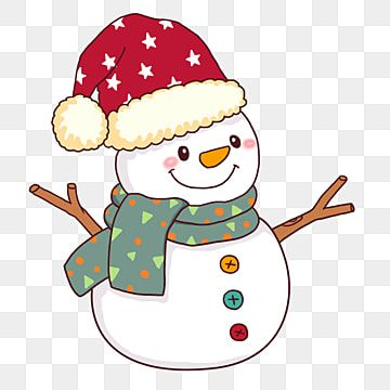 Cute Snowman Wearing A Star Hat Snowman Clipart Hat Long Nose Png Transparent Clipart Image And Psd File For Free Download Snowman Clipart Cute Snowman Snowman
