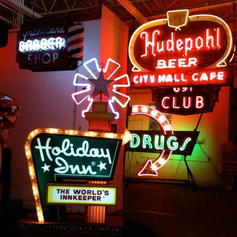 American Sign Museum, Cincinnati