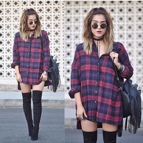 We envy how good @rubilove looks in a flannel! Rocking our fringe backpack! www.shopbeston.com #flannel #rubilove #rubi #love #happy #fringe #fashionblogger #beautyblogger #fashionista #fallfashion #instagood #instafashion #instabeauty #motd #lotd #ootd #kotd #sotd #rad #beauty