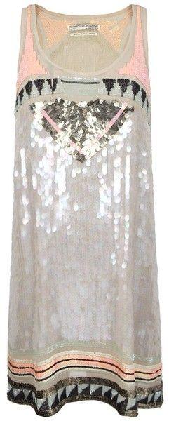 Electric Vest Dress