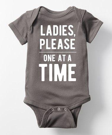 Funny Straight Outta Mummy Design Baby Bodysuit Black White Print