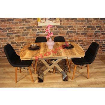 yonca masa sandalye takimi dining table decor table
