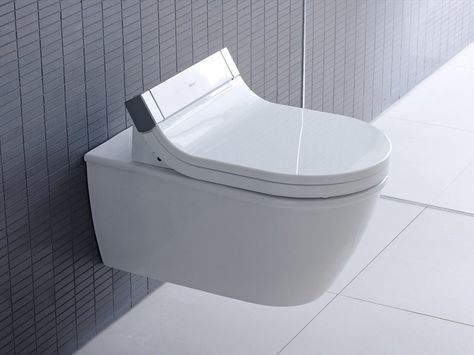 Miraculous Electronic Toilet Seat Sensowash Starck C By Duravit Italia Beatyapartments Chair Design Images Beatyapartmentscom