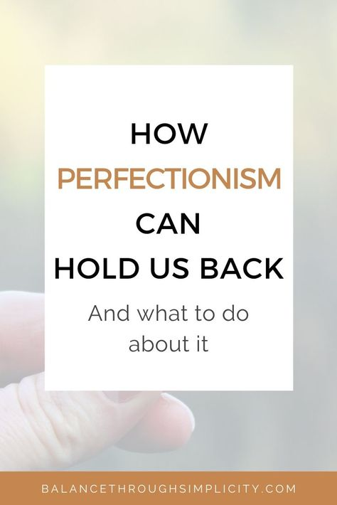 Perfectionism is something I've struggled with for years. Although it brings many benefits, a perfectionist mindset can hold us back and stop us trying and achieving new things. If you find yourself continually striving to achieve 100%, check out this post on how perfectionism can hold us back and how to change your all-or-nothing thoughts. #perfectionism #perfection