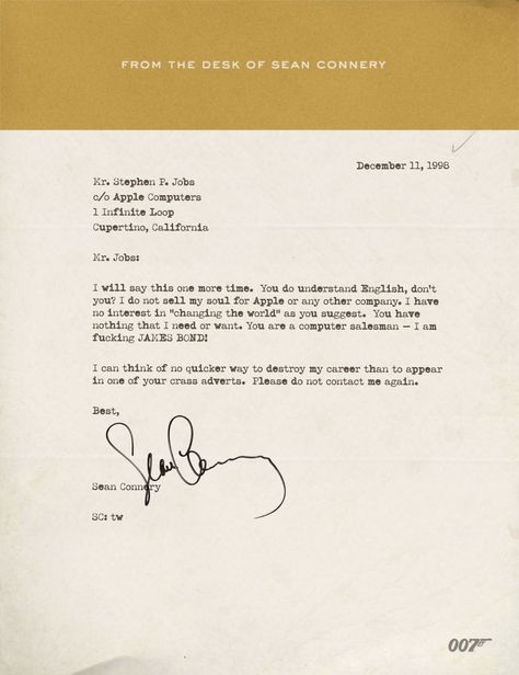 Best Rejection Letters Images On   Letters