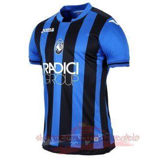 Home Maglia Atalanta Bc 2018 2019 Blu Maglia Online   Maillot de ...