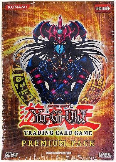 Yu Gi Oh Premium Pack Series 1 Booster Box Very Rare Yugioh