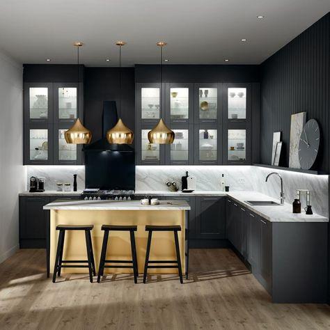Latest Trends Dream Kitchen Howdens Kitchens