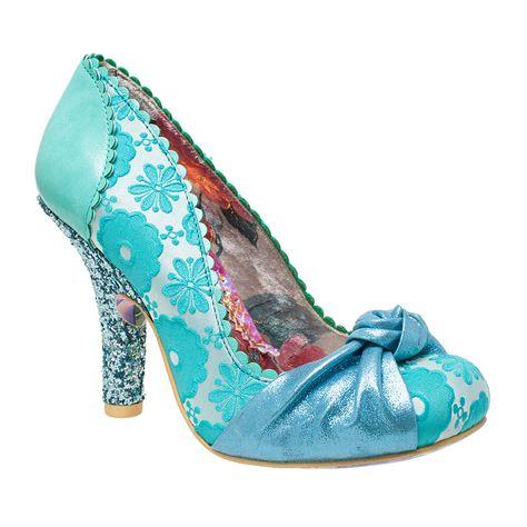 Court shoes Irregular Choice SMARTIE PANTS Black Women Shoes