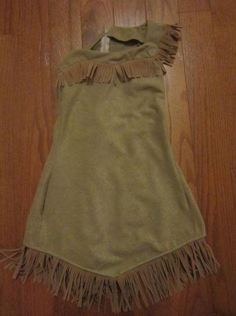DIY Pocahontas Costume Ideas
