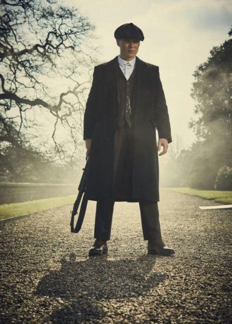 Cillian Murphy - Thomas Shelby aka The Boss Peaky Blinders ...