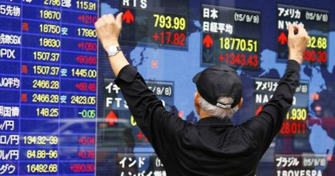 Asian shares slipped on Wednesday, giving up their small gains made the previous day, as investors tried to come to terms with a sharp sh...