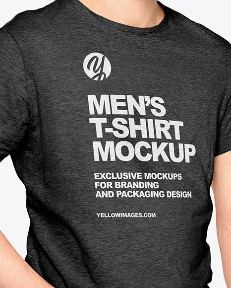 Download Collar T Shirt Template Psd Free Download Freemockups Mockupsworld Psdmockups Shirt Mockup Tshirt Mockup Clothing Mockup