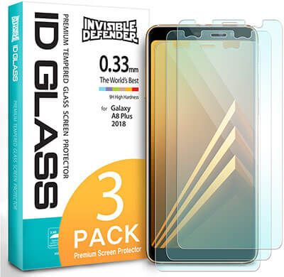 Top 10 Best Galaxy A8 Plus Screen Protectors In 2020 Reviews Phone Screen Protector Samsung Galaxy Best Cell Phone Coverage