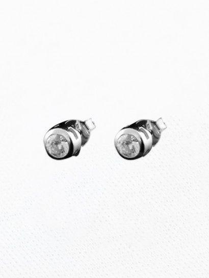 حلق فضة عيار 925 حلق فضة ايطالى اطفال Stud Earrings Jewelry Accessories
