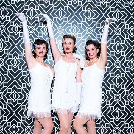 Female Swing Vocalists And Band British Wedding Entertainment British Wedding Wedding Entertainment Female