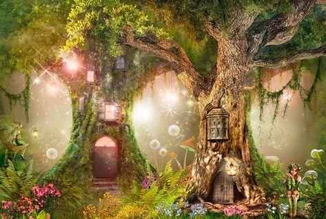 Kids Wallpaper Magic Forest