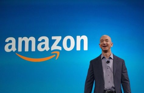 For the first time, Amazon's own online sales make up less than half of its entire business