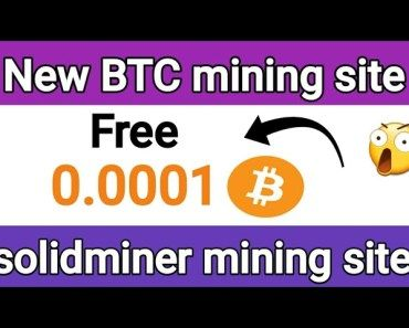 free auto mining bitcoin