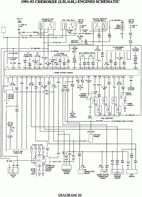 1998 jeep tj engine wiring  wiring diagrams options few