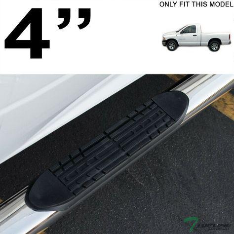 Dodge 02-09 Ram 1500 Pickup Truck Rear Bumper Step Guard Chrome 2500 3500 1Pc