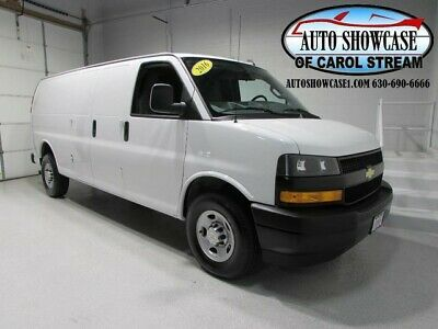 Ebay Advertisement 2018 Chevrolet Express Extended 2500 2018