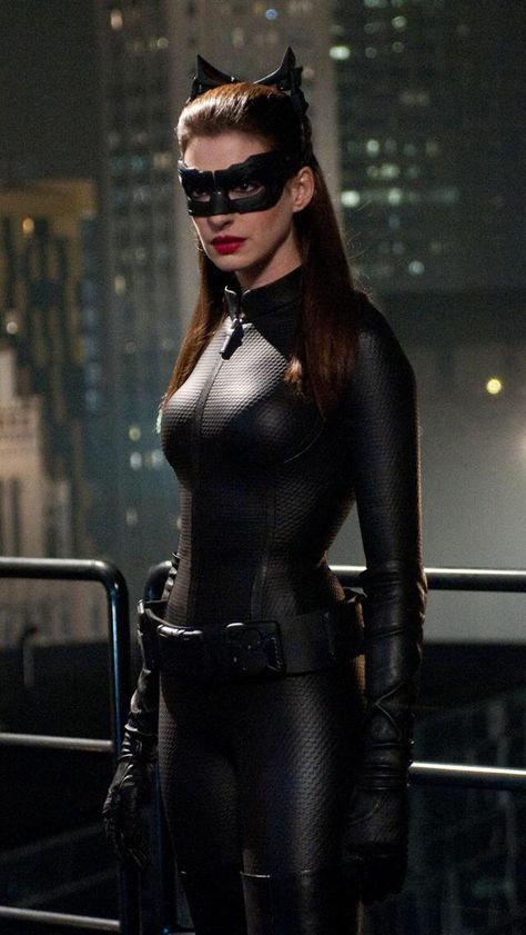 Catwoman Costume Anne Hathaway As Cat Woman